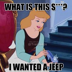 @trailjeeps how true! #jeepjer #Padgram She wanted #genright parts!
