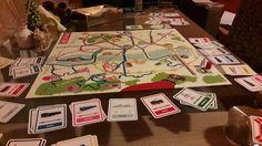 Sunday evening family game time #boardgame #game #boardgames #fun #gamenight #games #family  #gaming #gamer #familytime #board #playing #familygamenight #love #happy #fun #goodtimes #familytime #család #jatek #tarsasjatek #vasárnap #vasarnapeste #együtt