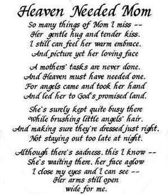 mother birthday in heaven poem happy birthday to my momma in heaven