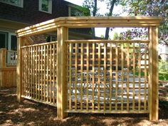 Ideas For Screen Porch Hot Tub Privacy Fences Hot Tub Privacy, Cheap Privacy Fence, Privacy Fence Designs, Privacy Walls, Backyard Privacy, Backyard Fences, Backyard Landscaping, Backyard Ideas, Privacy Screens