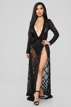I ll Take You There Mesh Dress - Black. Sequin Mesh Dress e253048568f5