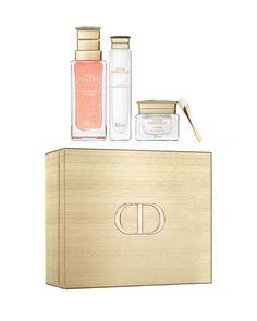 C524Q Dior Holiday Prestige Set The Prestige, Marine Corps, Rose Petals, Glowing Skin, Lotion, Dior, Encouragement, Skin Care, Holiday