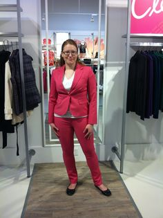 2013 Ricki's pink suit Pink Suit, Suits, Style, Fashion, Swag, Moda, Pink Jumpsuit, Fashion Styles, Suit