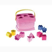 """Fisher-Price Baby's First Blocks - Pink - Fisher-Price - Toys """"R"""" Us"""