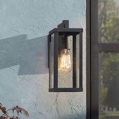 Outdoor lighting fixtures wall lantern spaces 52 new ideas Exterior Light Fixtures, Outdoor Light Fixtures, Outdoor Sconces, Outdoor Wall Lantern, Outdoor Wall Lighting, Outdoor Walls, Lighting Ideas, Modern Outdoor Lights, Outdoor House Lights