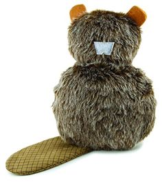 Petsafe Pogo Plush Beaver Dog Toy Large -- Details can be found by clicking on the image.