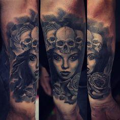 Custom, about 5h, one session!:) #tattoo #tattooartist #tattooart #artwork #art…