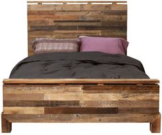 Is it possible to make a pallet bed frame?