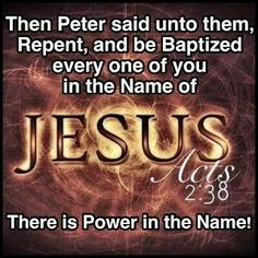 Becoming a Child of God Requires More than Believing and 'Accepting' Jesus as Savior. It is More than the Name of the Church you Attend. Jesus Tells All to be Born Again (John This is Echoed in Acts This Salvation Plan is the Same Today. Biblical Quotes, Faith Quotes, Bible Quotes, Prayer Quotes, Names Of Jesus Christ, God Jesus, Acts 2 38, Bible Scriptures, Christian Quotes