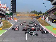 2015 #F1 Spanish Grand Prix