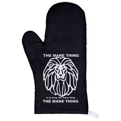 Oh! Oh! Oh! Love this new The Mane Thing Ov... Check it out! http://catrescue.myshopify.com/products/the-mane-thing-oven-mitt?utm_campaign=social_autopilot&utm_source=pin&utm_medium=pin