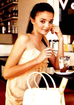 young miranda kerr - oh my gosh she's so cute I can't even deal