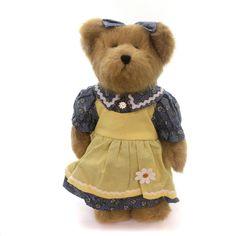 Boyds Bears Plush Janet C Daisydew Teddy Bear Height: 10 Inches Material: Fabric Type: Teddy Bear Brand: Boyds Bears Plush Item Number: Boyds Bears Plush 919822 Catalog ID: 28923 New. Best Dressed Ser