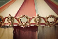 What entertaining delights await inside... #tent #circus #fair #fairground #carnival