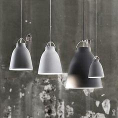 Caravaggio light pendants