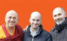 Conférence de Christophe André, Alexandre Jollien et Matthieu Ricard  : 3 approches méditatives se rencontrent ...