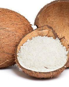 Olio di cocco - Cocos nucifera   L'olio di #cocco è usato come emolliente per la pelle e per i capelli, sopratutto per pelli unte.  Viene considerato come filtro naturale per i raggi solari dannosi ed è spesso utilizzato per migliorare l'abbronzatura.  L'olio di cocco raffinato è solido e bianco a temperatura ambiente ed è generalmente preferito per l'uso in prodotti per capelli e per pelli, dato l'odore meno forte e il colore più chiaro rispetto all'olio di cocco vergine. Solo per uso…