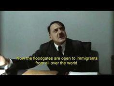 Hitler Is Informed Alexander Van der Bellen Won The Austrian Presidential Election - That was quick