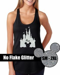 13.1 IN TRAINING Glittery Curvy Collection Women/'s Tank