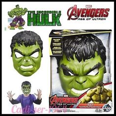 Hasbro #marvel avengers age of #ultron the hulk voice #changer mask new age 5+,  View more on the LINK: http://www.zeppy.io/product/gb/2/322053092344/