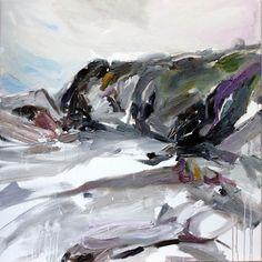 """kiama headland"" When wanderlust strikes... #emergingartist #paintingoftheday #interiordecor"
