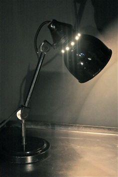 Lampe BAUHAUS 1930