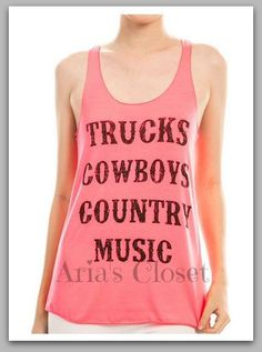 {{Pre-Order}} Country Girl (Coral)