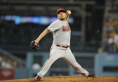 Dodgers Sign LHP Vidal Nuño to a Minor League Deal | Dodgers Nation