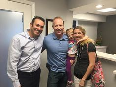 A family that goes to the dentist together, stays together!! Look at those beautiful smiles! 😁👨‍👩‍👧 #DentistDelrayBeach #FamilyAffair #Love