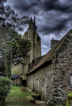 Chapelle Sainte Avoye, France