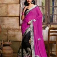 Indian wedding saree designs for girls