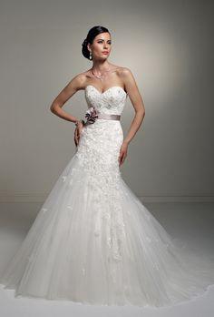 Brides: Sophia Tolli :  Y21246 Jillian