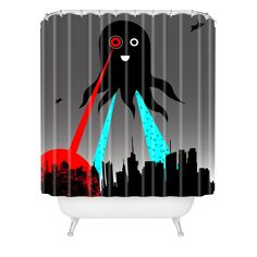 Brandon Dover Yay Shower Curtain | DENY Designs Home Accessories