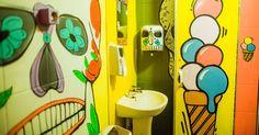 Lavartory Takes Bathroom Graffiti To The Next Level   Bored Panda
