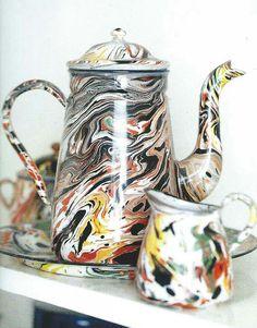 Swedish enamelware 1928