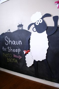 Aiden's BIG 3rd Birthday Bash and Carnival with Shaun the Sheep!!! Handmade by mama, May 2013   *many thanks to all the adults that helped to make this possible. We love you!