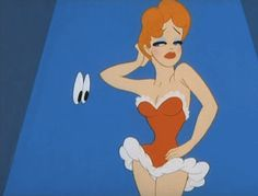 Image result for THE GIRL FROM TEX AVERY GIFS
