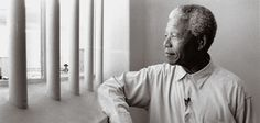 Nelson Mandela: Robben Island Prisoner, Nobel Laureate, President of South Africa. Nelson Mandela was imprisoned on Robben Island for 18 of the 27 years of his total imprisonment.