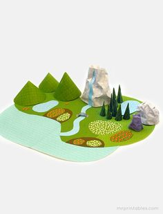 My Paper World - fun paper craft projects for kids