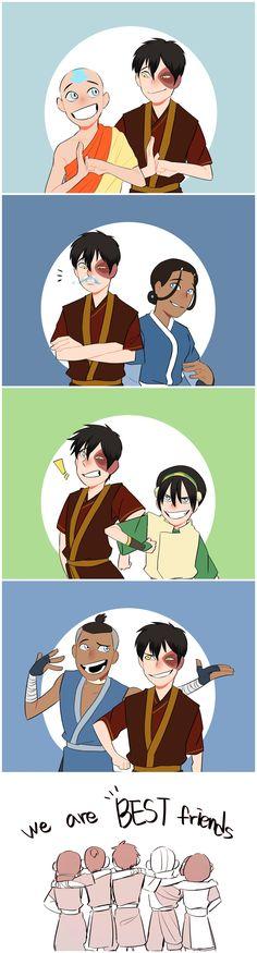Avatar team :D