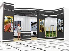 Promeda Exhibition Design