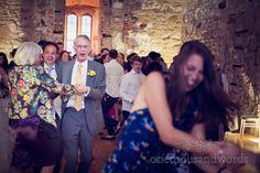 Lulworth castle wedding evening dancing.Photography by one thousand words wedding photographers www.onethousandwords.co.uk