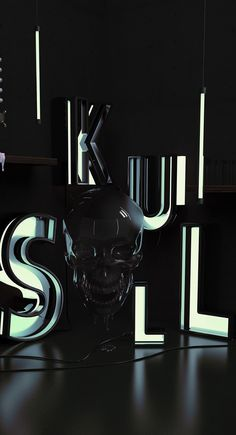 Works Oct. by rdn, via Behance