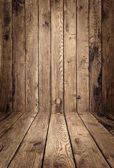 Vintage Brown Wood Wall Photography Backdrop (Only Muslin Backdrops, Wall Backdrops, Digital Backdrops, Studio Backdrops, Wood Texture Background, Theme Background, Casa Viking, Backdrops For Sale, Custom Backdrops