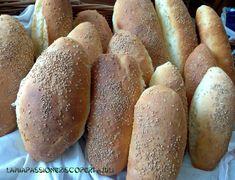 Panini siciliani con sesamo