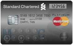 MasterCard is about to roll out this 'Display Card' in Singapore and claims it's gonna be the next big thing in credit card technology (how exciting!). It has buttons and an LCD screen that will only allow payment with the card after the user enters their PIN number, and a unique authorization code is generated. The card is manufactured by NagraID Security.