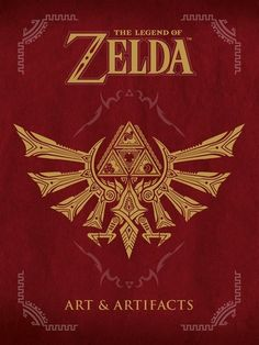 The Legend of Zelda – Art & Artifacts (2017) // The Legend of Zelda™: Art & Artifacts contains over four-hundred pages of fully-realized illustrations from the entire thirty-year history of The Legend of Zelda™including artwork from the upcoming The Legend of Zelda™: Breath of the Wild! #legend #zelda #comics