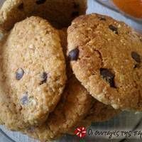 Cookies με κουάκερ Healthy Sweets, Dessert Recipes, Desserts, Sweet Life, Cookies, Sweet Recipes, Biscuits, Muffin, Brunch