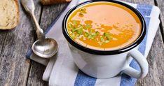 Soupe au potimarron 0 SP - Taste me again Pumpkin Soup, Pumpkin Puree, Pumpkin Recipes, Fall Recipes, Soup Recipes, Eat To Live, Stew, Food Processor Recipes, Healthy Recipes