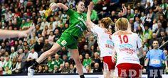 Fantasztikus győzelem! - Női kézilabda-csapatunk 30-27-re megverte a norvég Larvikot a Bajnokok Ligájában!